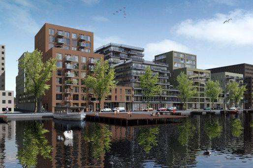 Amsterdam, Westerdok 474