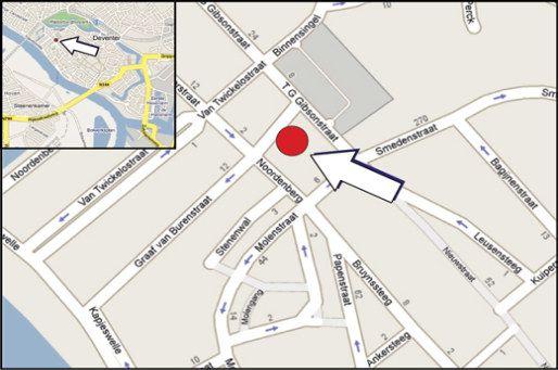 Deventer, Graaf van Burenstraat 7-9 – Studio 6